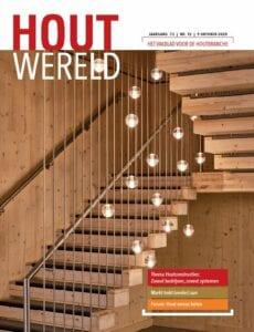 Cover Houtwereld 12 (9 oktober 2020)