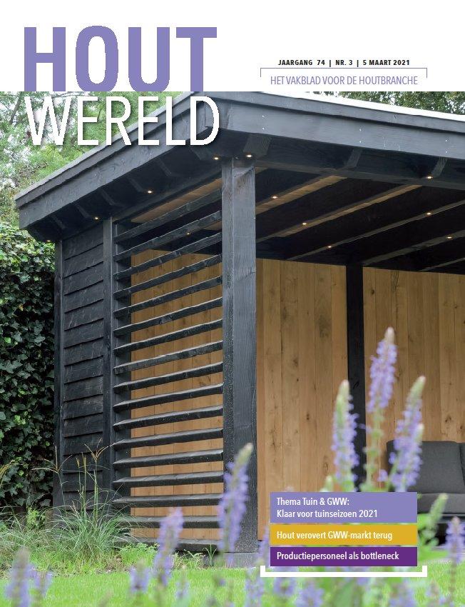 Cover Houtwereld nr. 2 van 2021