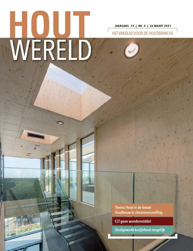 Cover Houtwereld 4 (26 maart 2021)