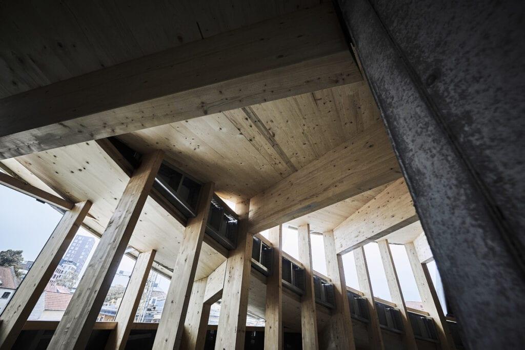 Museum Hans Christian Andersen Hus Kengo Kuma Assiates architect